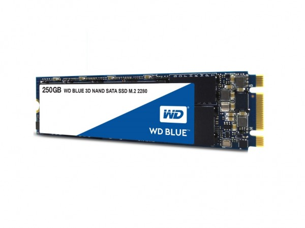 WD SSD 250GB M.2 SATA3 Blue