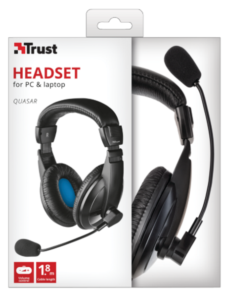 Quasar Headset for PC&Laptop