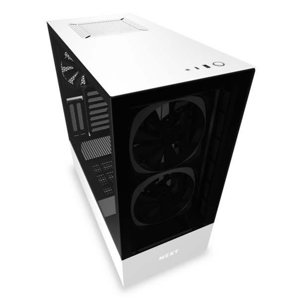 NZXT CASE H510 ELITE WHITE