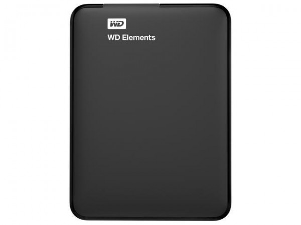 "WD HDD 3TB external 2.5"" Black"