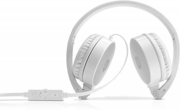 Silver Headset